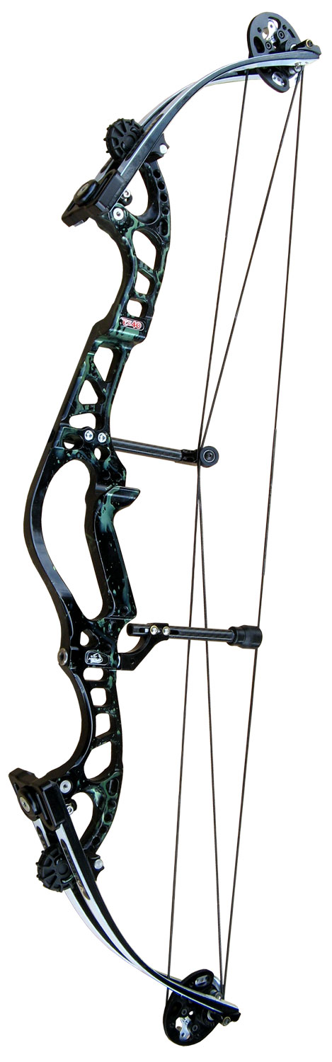 Increase your score with the finest compound bows ever built.